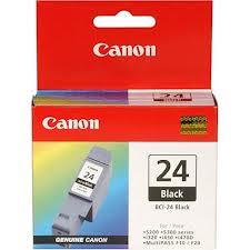 Mực in phun màu Canon BCI-24B (Black)