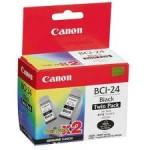 Mực in phun màu Canon BCI 24C Twin pack