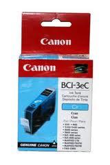 Mực in phun màu Canon BCI-3eC (Cyan)