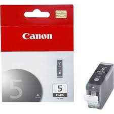 Mực in phun màu Canon PGI-5 Bk (black)