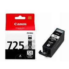 Mực in phun màu Canon PGI-725Bk (Black)