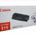 Mực in laser Canon Cartridge 315