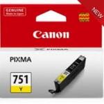 Mực in phun màu Canon CL-751Y (Yellow)
