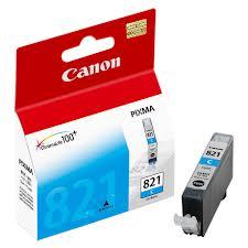 Mực in phun màu Canon CLI-821C (Cyan)
