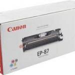Mực in laser màu Canon Cartridge EP-87M (Magenta)
