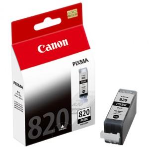 Mực in phun màu Canon PGI-820Bk (Black)