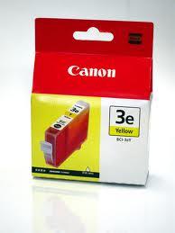 Mực in phun màu Canon BCI-3eY (Yellow)