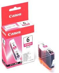 Mực in phun màu canon BCI-6M (Magenta)