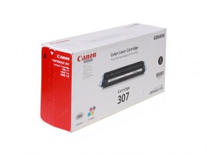 Mực in laser Canon Cartridge 307BK (Black)