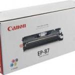 Mực in laser màu Canon Cartridge EP-87C (Cyan)