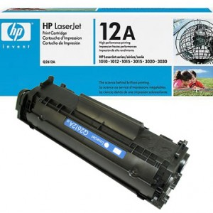 Mực in laser HP Cartridge 12A – HP Q2612A