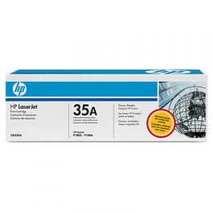 Mực in laser HP Cartridge 35A HP – CB435A