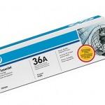 Mực in laser HP Cartridge 36A HP – CB436A
