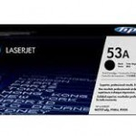 Mực in laser HP Cartridge 53A – HP Q7553A